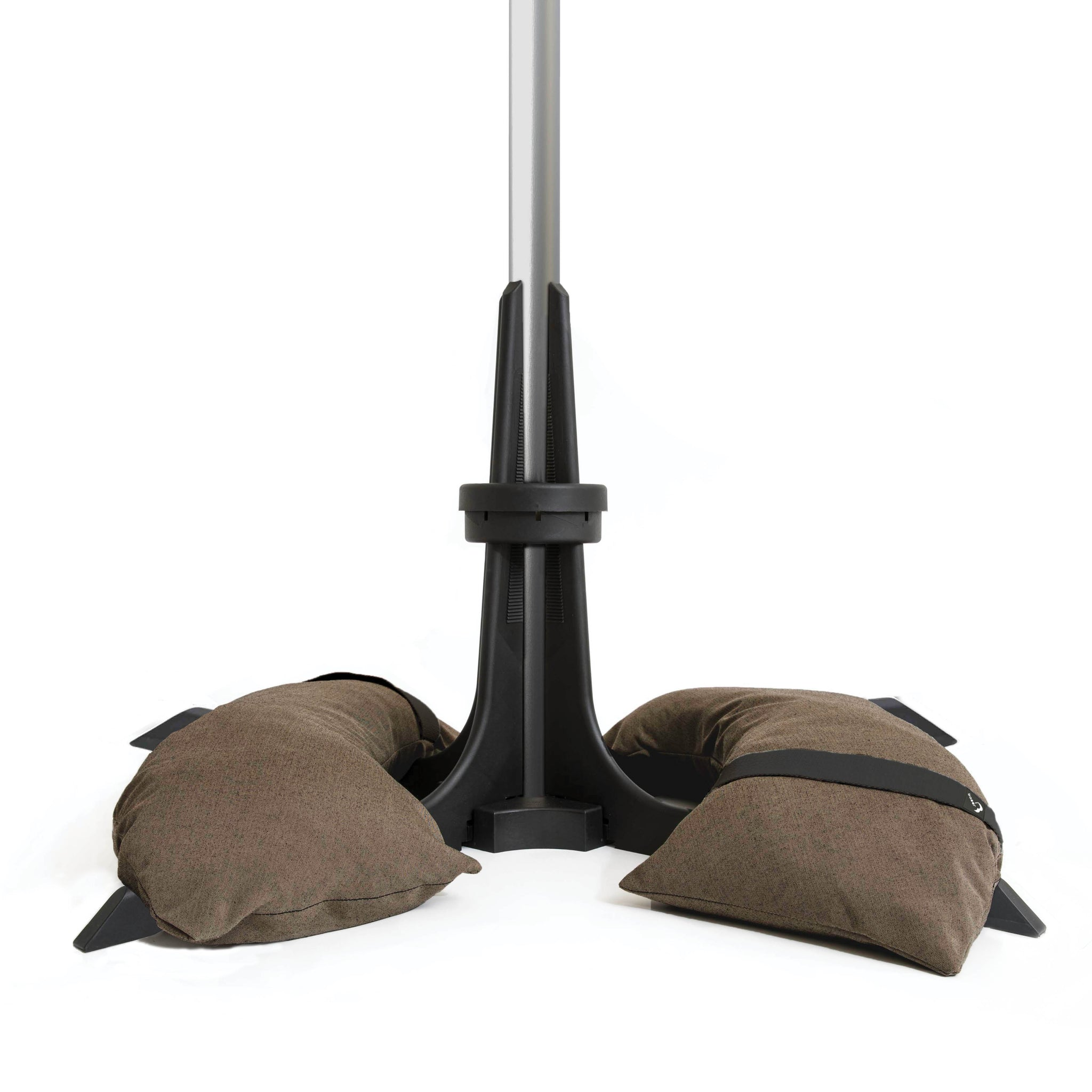 Baser parasol Base with sandbags Baser patio Umbrella base with sandbags 40 kg 88 lbs