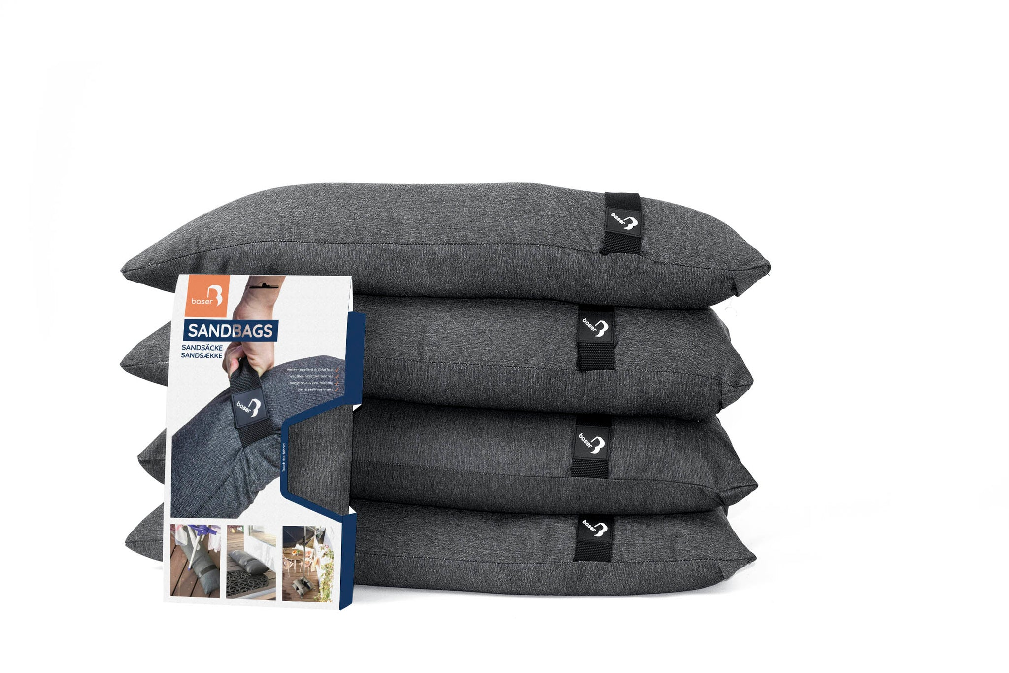 Baser outdoor sandbags