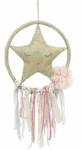 Mon Ami Star Ribbon Mobile - 89615 *Min 3pc