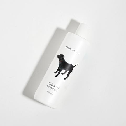 Shore Soap Co. Tick'd Off Dog Shampoo