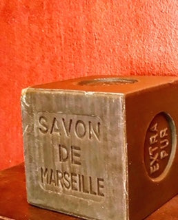 Marseille olive oil soap 200