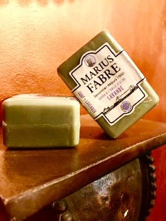 """1900"" Olive oil bar soap lavender fragrance"