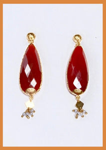 """Goutte"" Earrings"