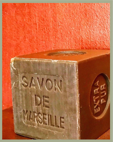 Marseille olive oil soap 400