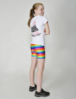Unicorns Rainbow shorts