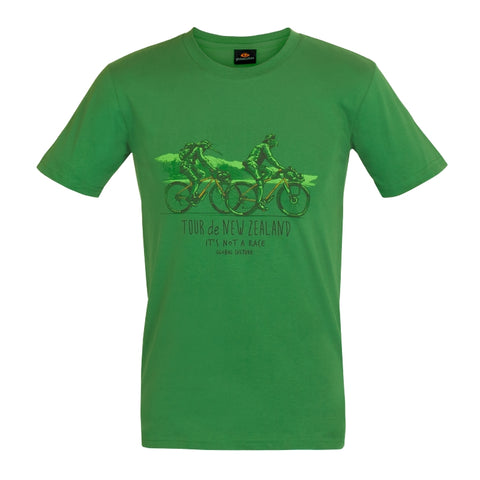 Tour De NZ Mens T/Shirt