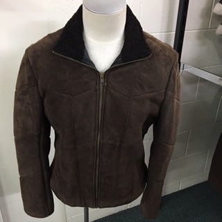 Diane Sheepskin Jacket