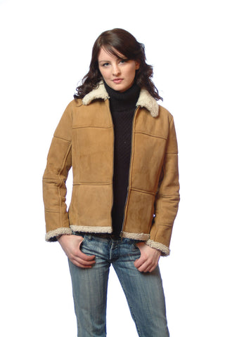 Toi Toi Sheepskin Jacket