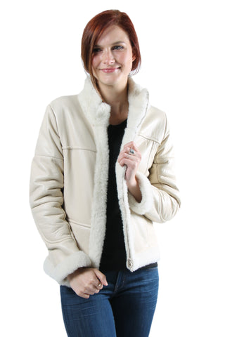 Delta - Womens Sheepskin Jacket