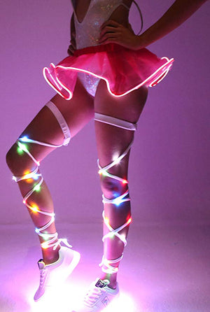 Pink Light Up Tutu - Electric Styles