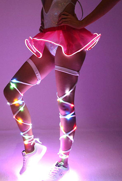 Pink Light Up Tutu