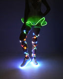 Lime Green Light Up Tutu