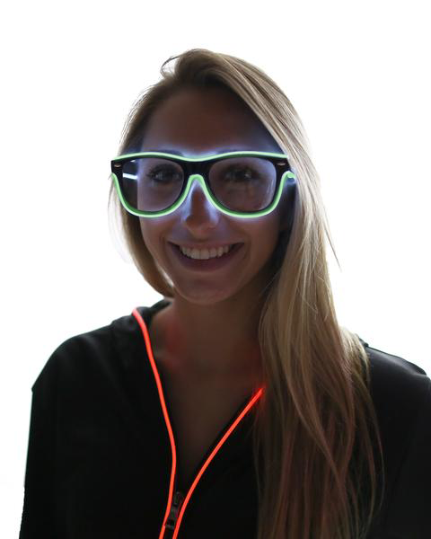Light Up Glasses - Electric Styles