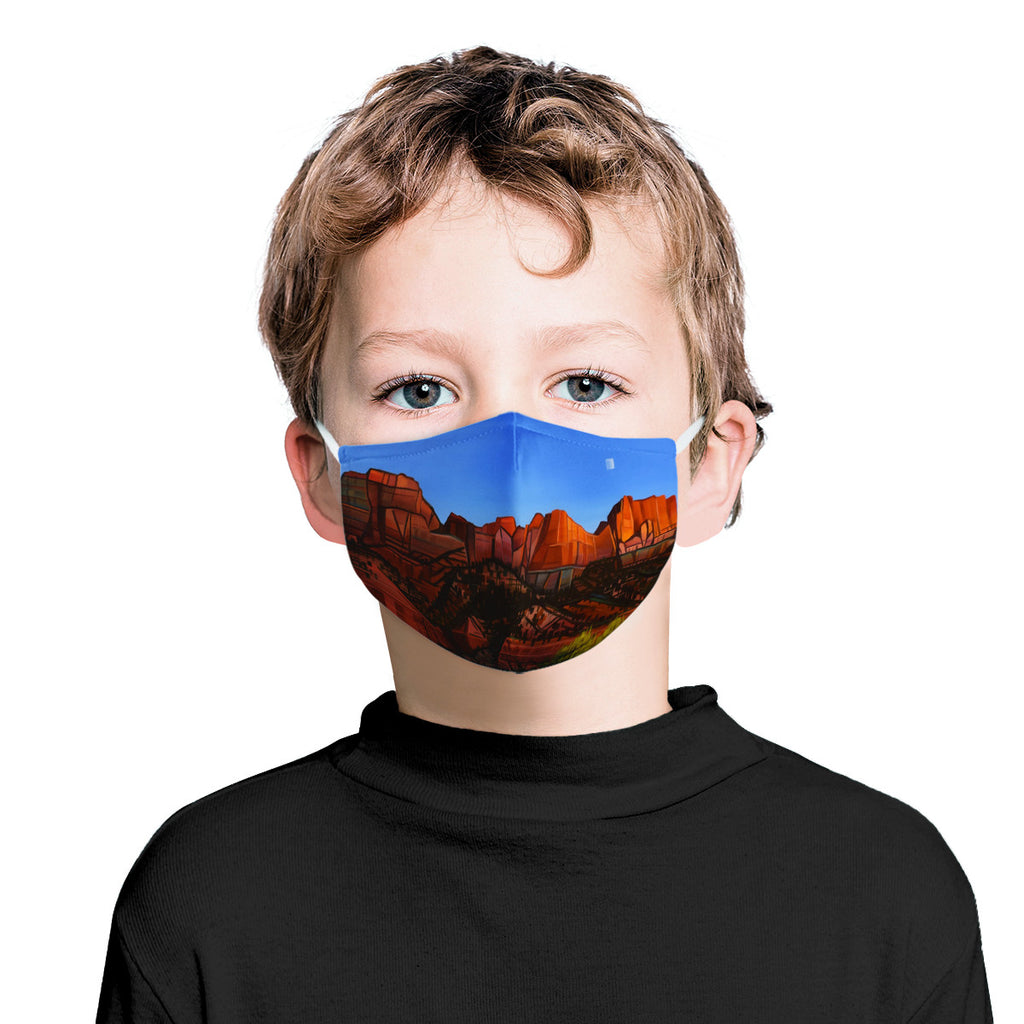 Kids Face Mask-1601516146 - Electric Styles