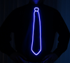 Black Light Up Tie - Electric Styles | World's Number 1 Light Up Shoe Store - {product_type}} -  - 10
