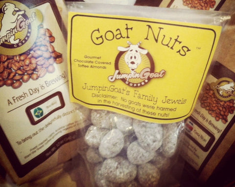 Gourmet Candy | Goat Nuts