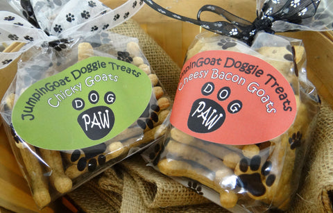 JumpinGoat All Natural Dog Treats