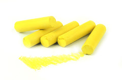 Leviathan Stick Chalk Yellow 42 Sticks