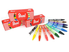 Strand Crayons 12 Assorted