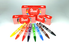 Strand Crayons 8 Assorted