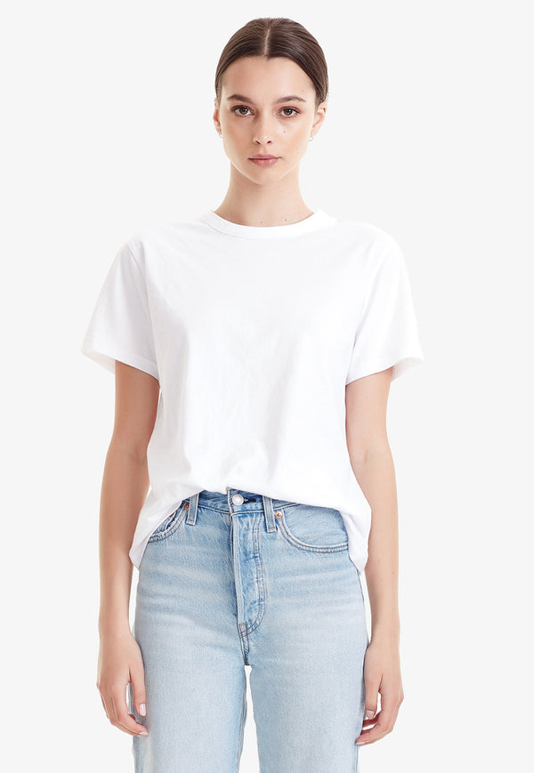 Commoners - Organic Cotton Classic Tee - White
