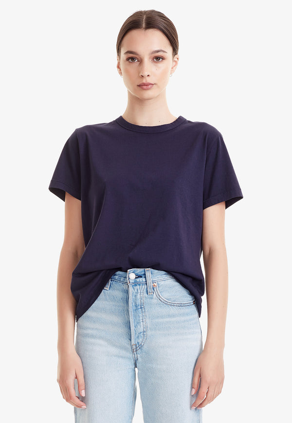 Commoners - Organic Cotton Classic Tee - Navy