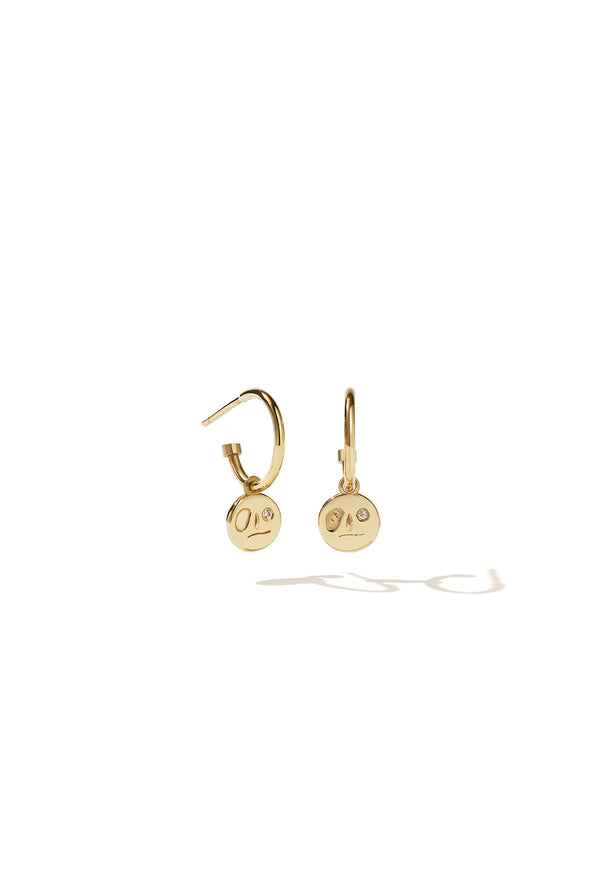 Meadowlark - Miro Signature Hoops - angel-divine