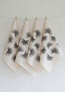 Fan Palm Cloth Napkins