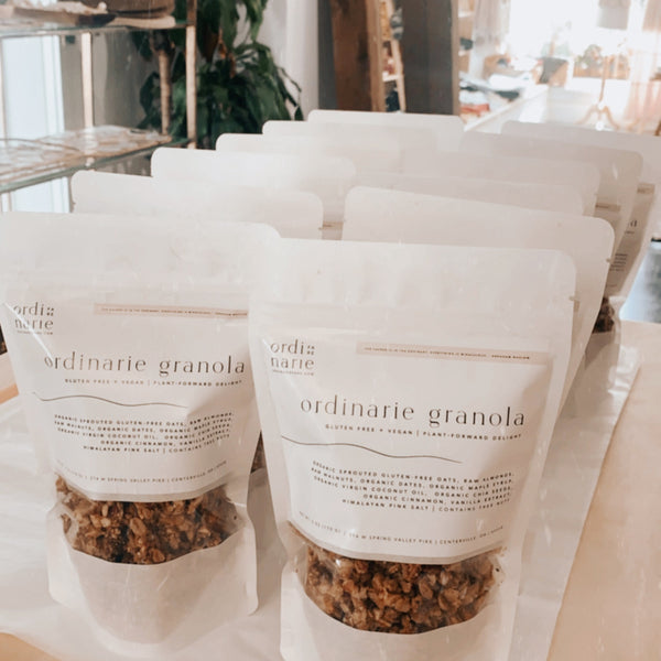 Ordinarie Faire Granola