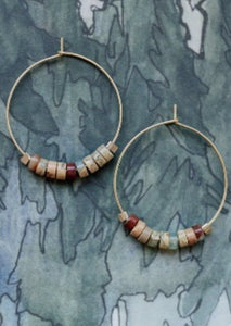 Key Largo Earrings - WildRoots Creative