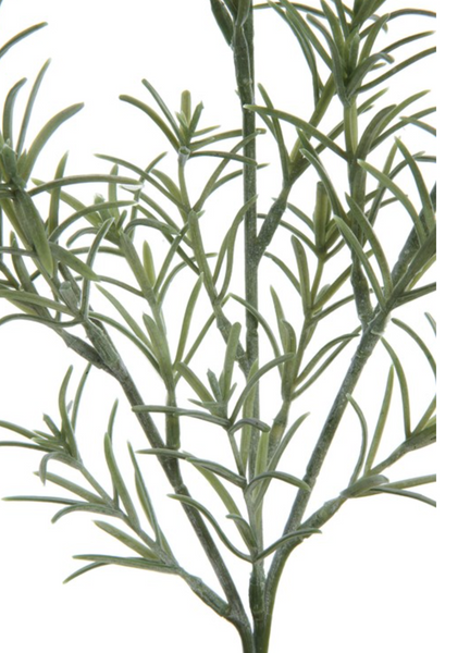 Rosemary Faux Stem