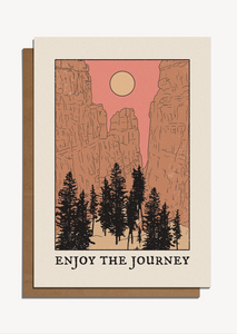 Enjoy the Journey Card