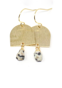 Inman Earrings - Dal.Jasper