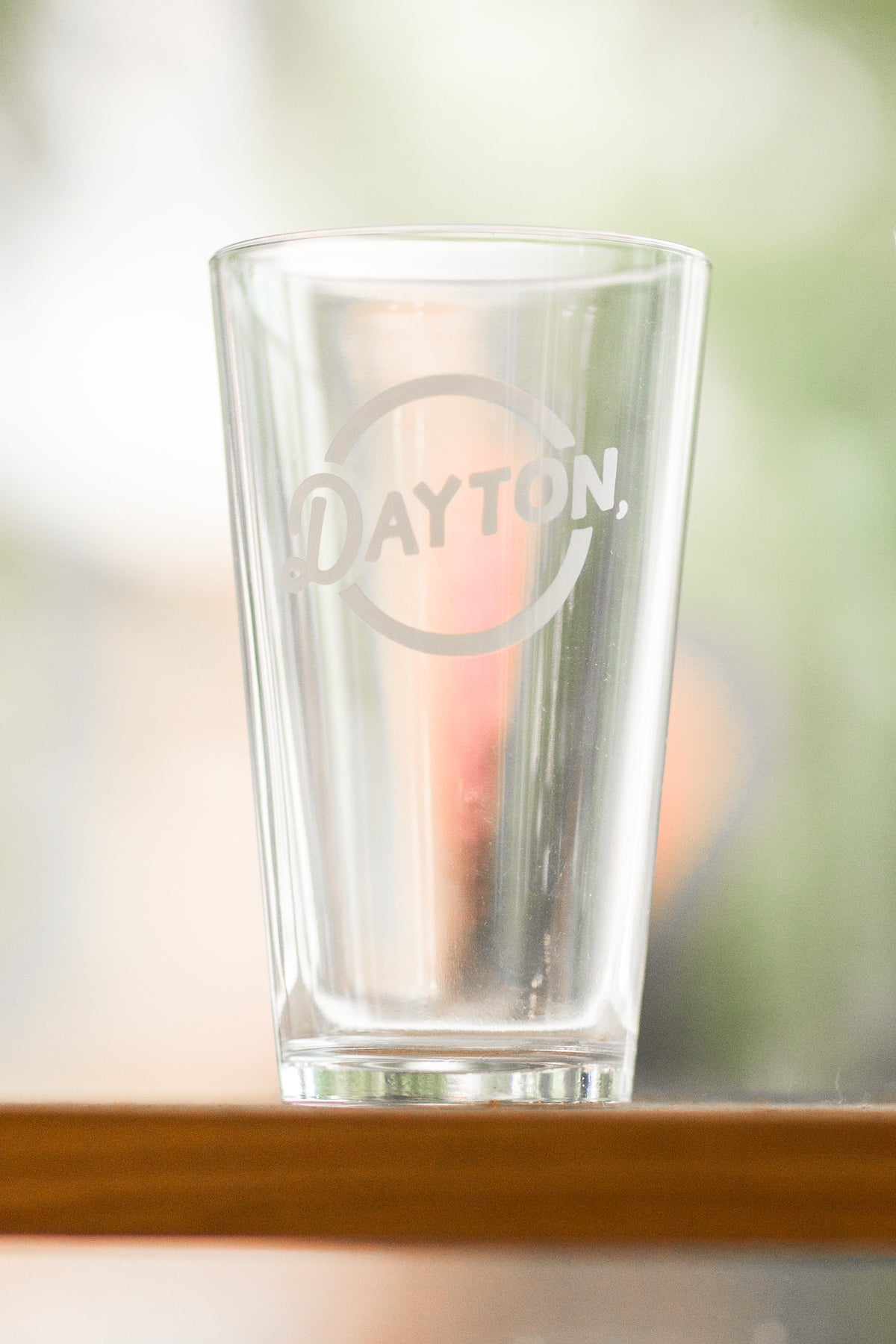 Dayton, O Pint Glass