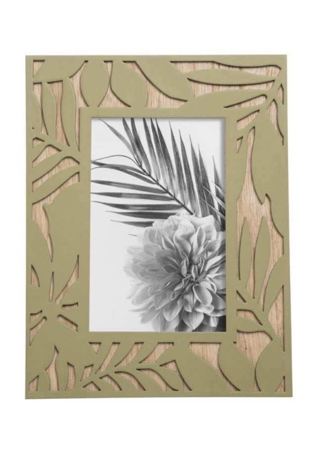 Palm Photo Frame