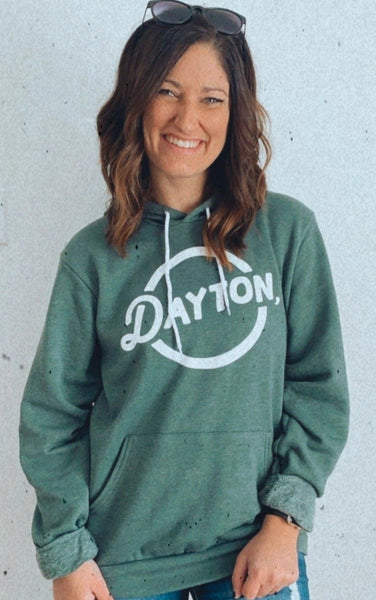Dayton, O Forest Hoodie - *PREORDER*