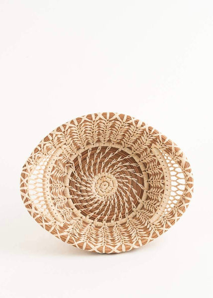 Small Haida Basket