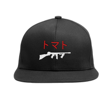 Load image into Gallery viewer, Embroidered Gun Cap - Black