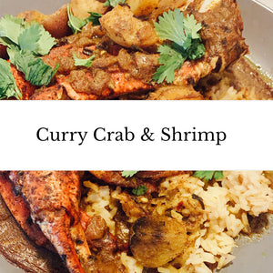 Curry Crab & Shrimp Recipe