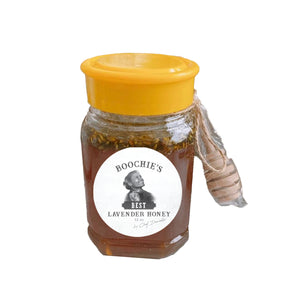 Lavender infused Honey