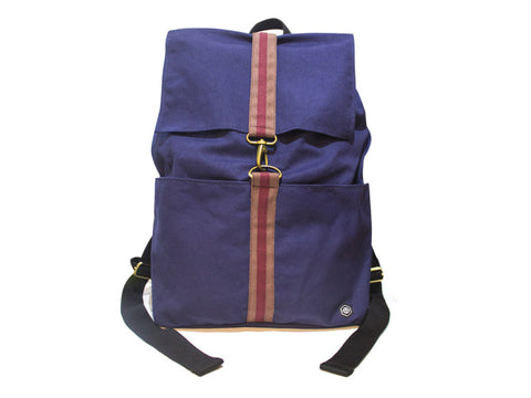 PARKER NAVY BACK PACK