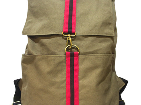 PARKER GREEN BACK PACK