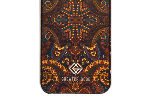 IPHONE COLORED PAISLEY CASE
