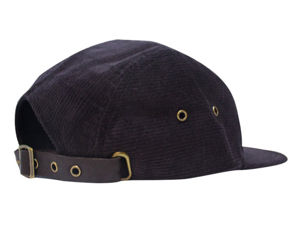 CHARLIE BROWN CORDUROY 5-PANEL CAP