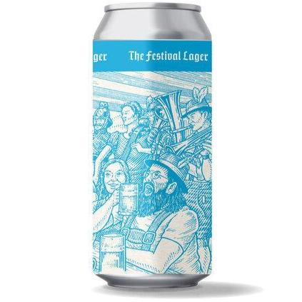 Oktoberfest: The Festival Lager 440ml