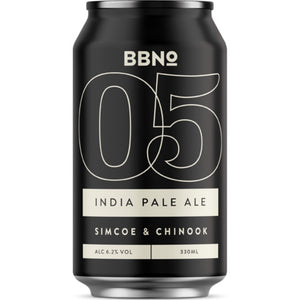 India Pale Ale Simcoe & Chinook 330ml