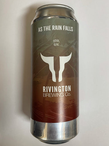 As The Rain Falls 500ml - Thirst Class Ale