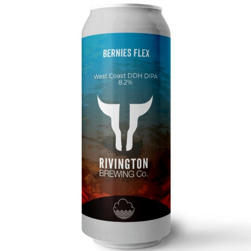 Bernies Flex (Cloudwater Collab) 500ml - Thirst Class Ale