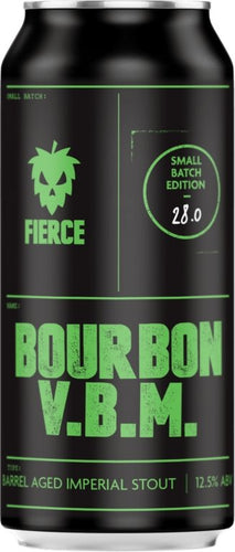 Bourbon BA VBM 440ml - Thirst Class Ale