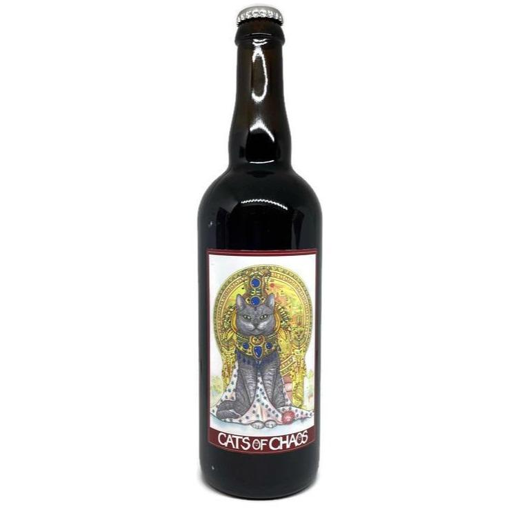 Cats Of Chaos 2021.1 - Cleocatra 750ml - Thirst Class Ale